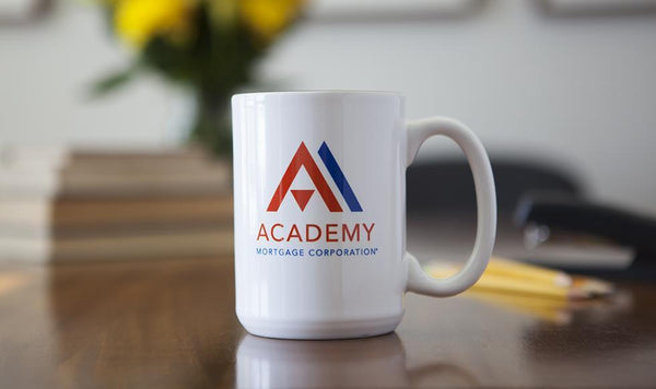 Security National Mortgage - Personalized Porcelain Mugs