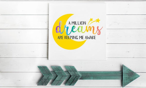 The Dreamer Collection Stretched Canvas Prints (Non-Customized)