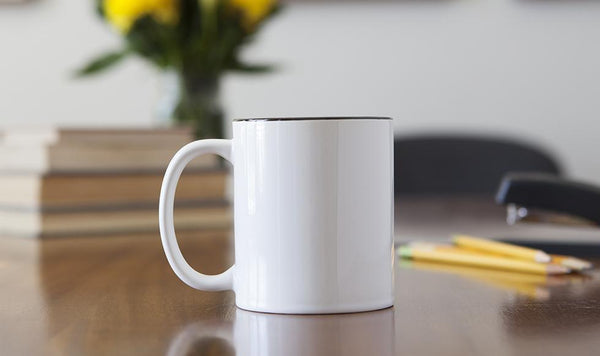 Inner Circle - Personalized Porcelain Mugs