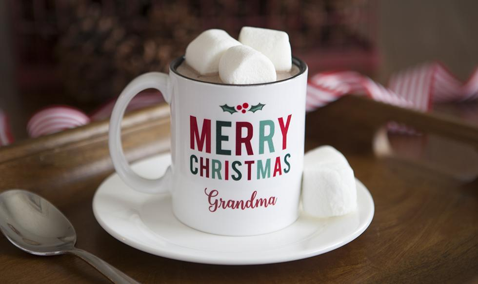 Christmas Mugs.Personalized Christmas Mugs