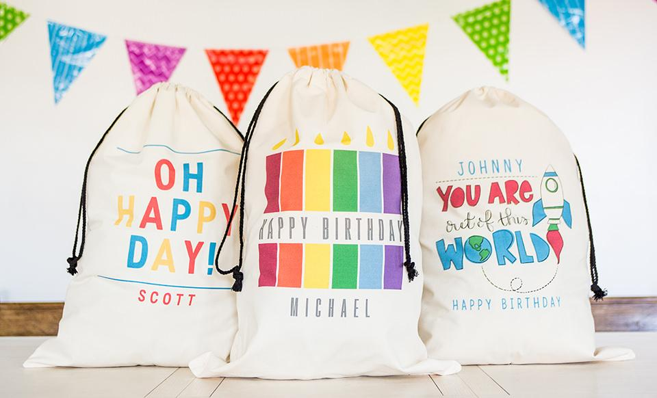 Gift and Storage Bags