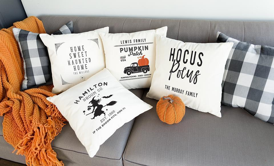 Personalized Halloween Products