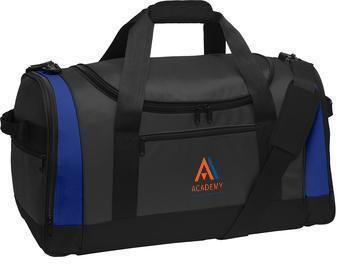 Corporate Duffel Bag - Embroidered Port Authority Voyager Sports Duffel - BG800