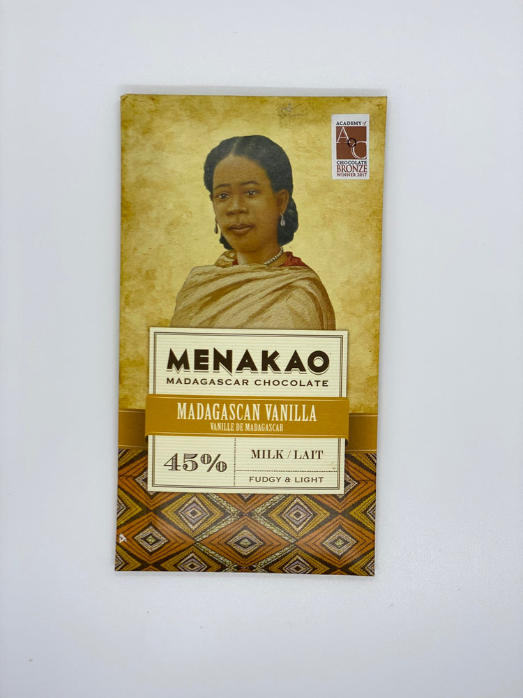 Menakao, Milk Chocolate, 45%