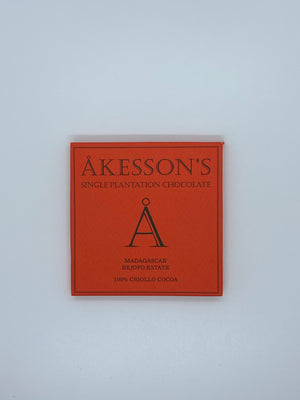 Akessons, Single Plantation, Madagascar, 100%