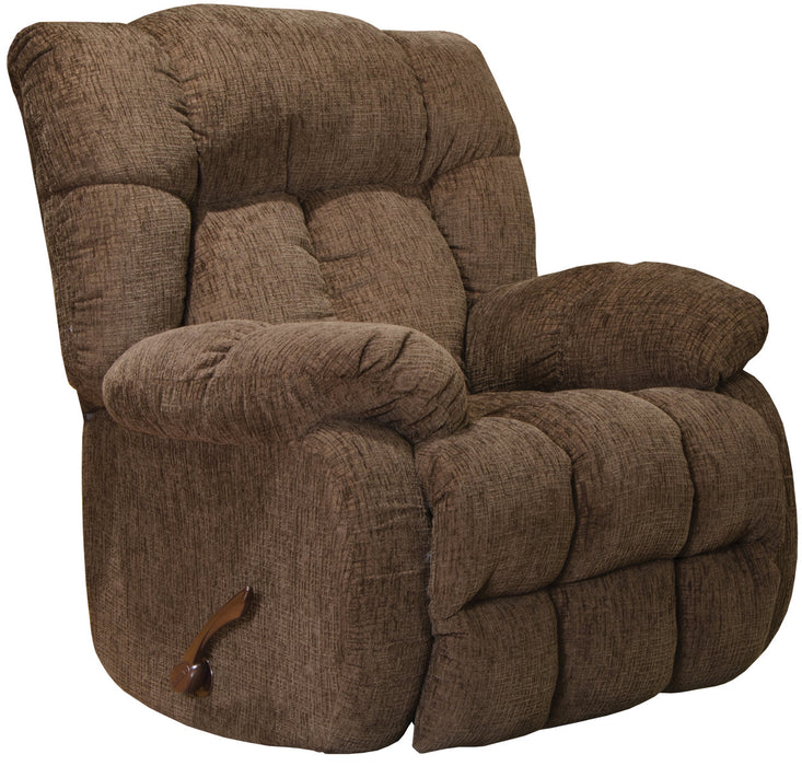 Catnapper Brody Rocker Recliner in Chocolate 4774-2
