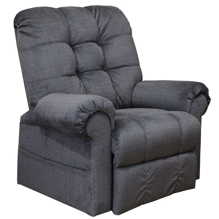 Catnapper Furniture Omni Power Lift Chaise Recliner in Ink 4827/2008-23