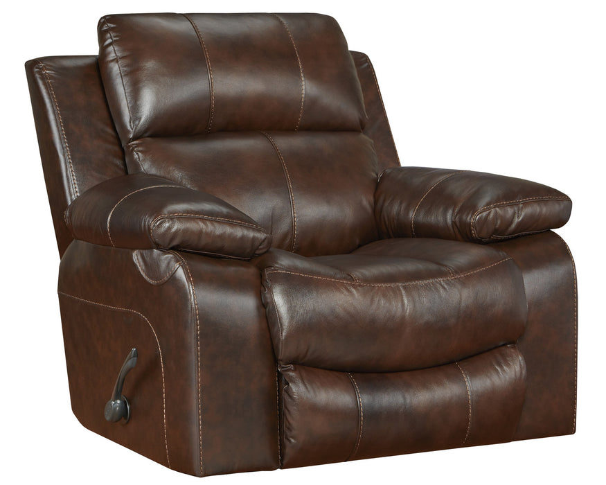 Catnapper Furniture Positano Power Wall Hugger Recliner in Cocoa 64990-4/1268-09/3068-09