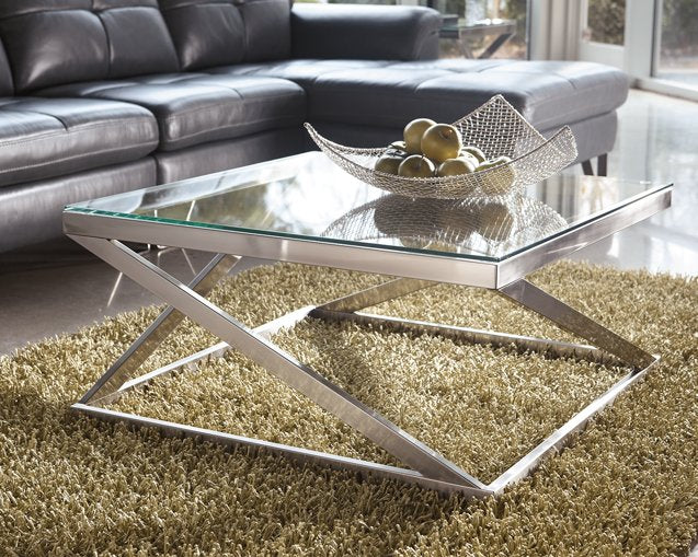 Coylin Signature Design by Ashley Cocktail Table