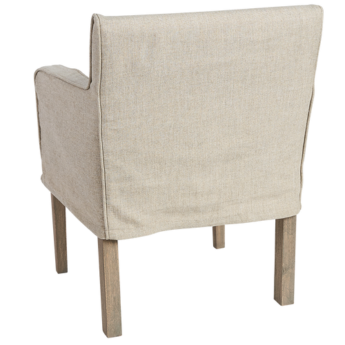Maine Slip Cover Chair
