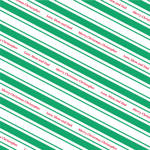 Candy Stripe - Spearmint