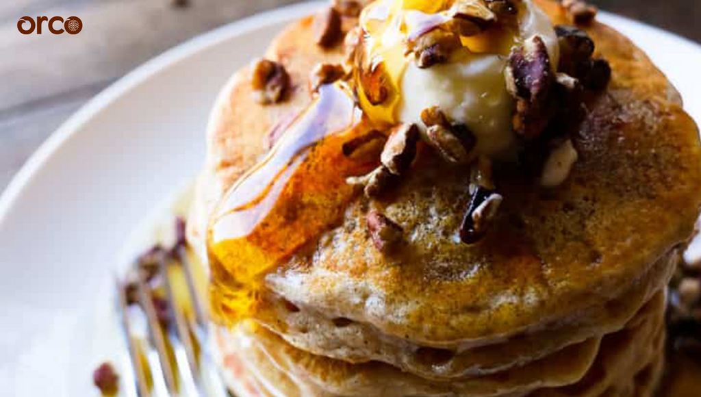 Try An Amazing Recipe Of Sweet Potato Pancakes