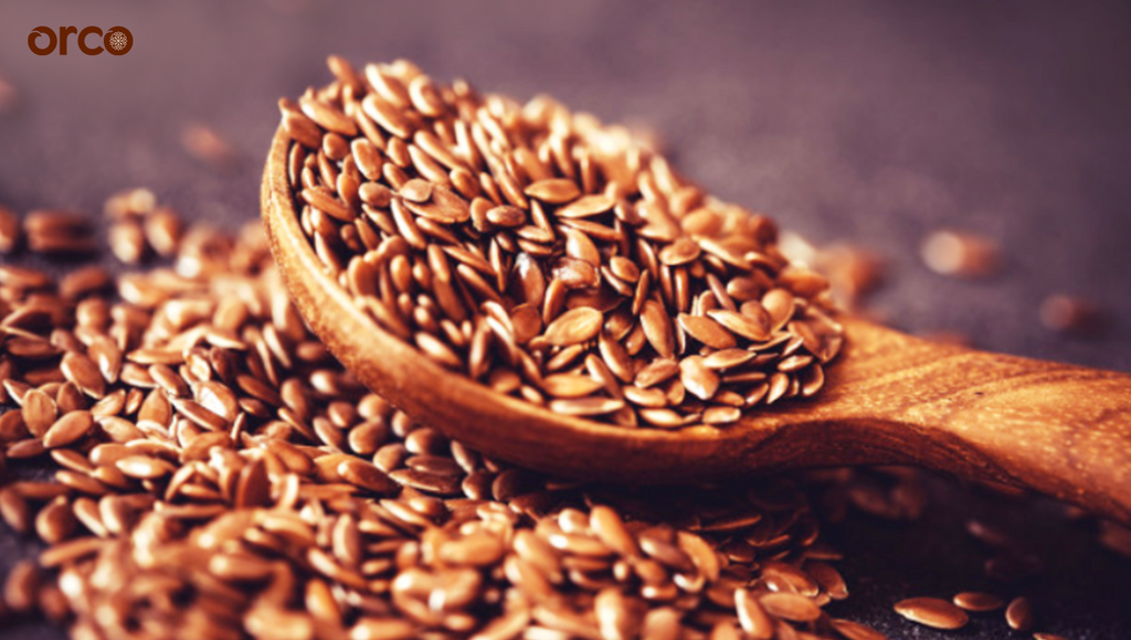 How Orco's Organic Pumpkin Seeds And Flax Seeds Are Beneficial?