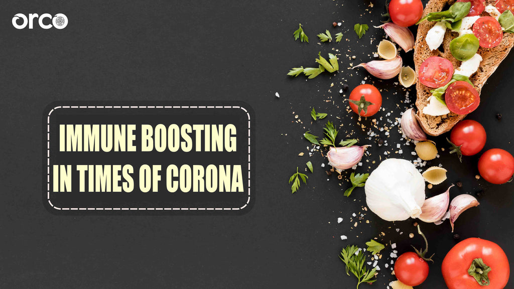Immunity Boosting in times of Corona Virus