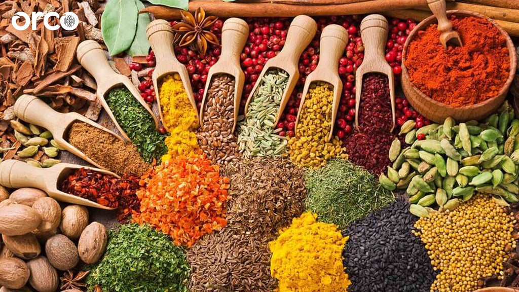 Benefits Of Organic Spice