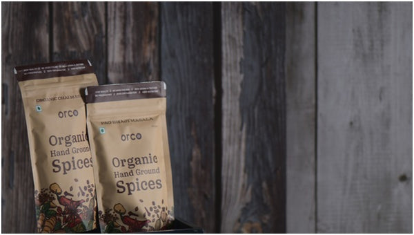 why you should include organic spices