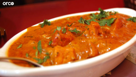Organic Healthy Butter Chicken or Kathal Masala