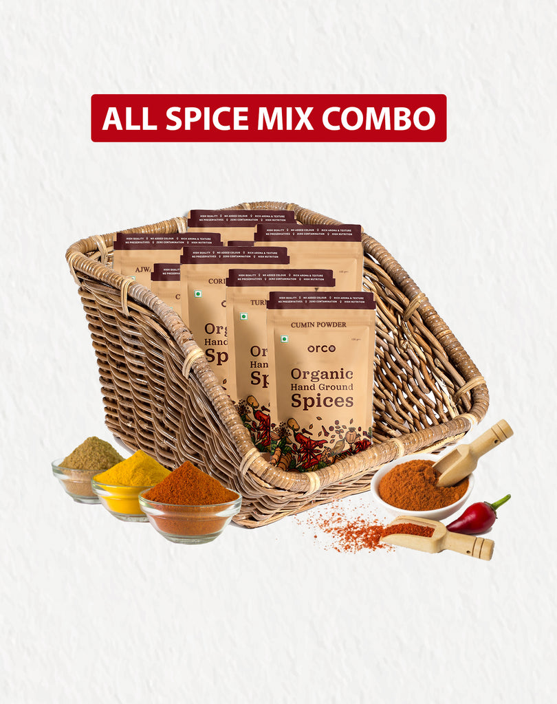 All Spice Mix Combo