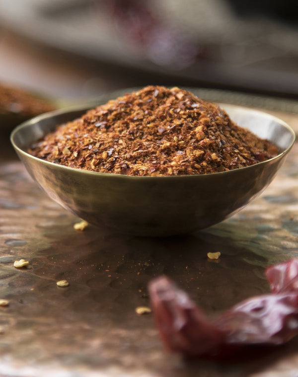 Organic Red Chilli Powder - orcospices
