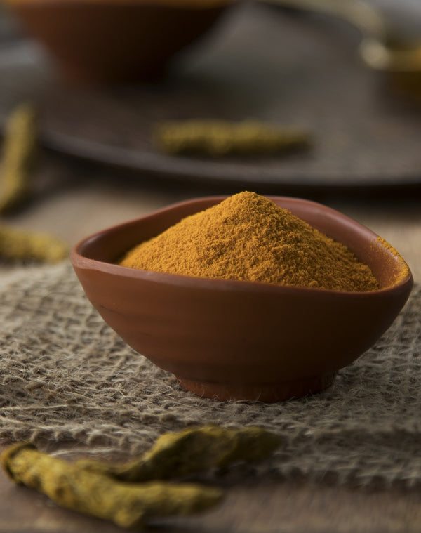 Organic Turmeric Powder - orcospices