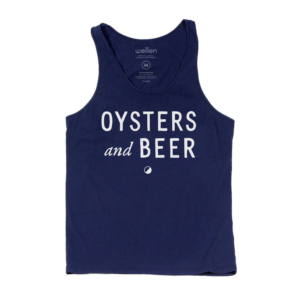 Oysters & Beer Tank