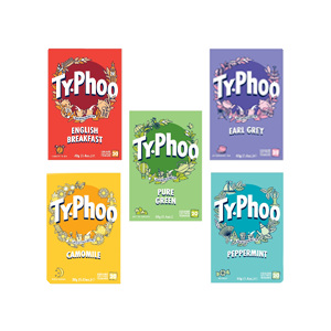 Typhoo Specialty Range now available online