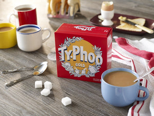Typhoo Tea Gold Blend - 80 Teabags