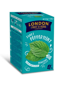London Fruit & Herb Sweet Peppermint - 20 Teabags