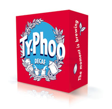 Load image into Gallery viewer, Typhoo Tea Decaf - 80 Teabags