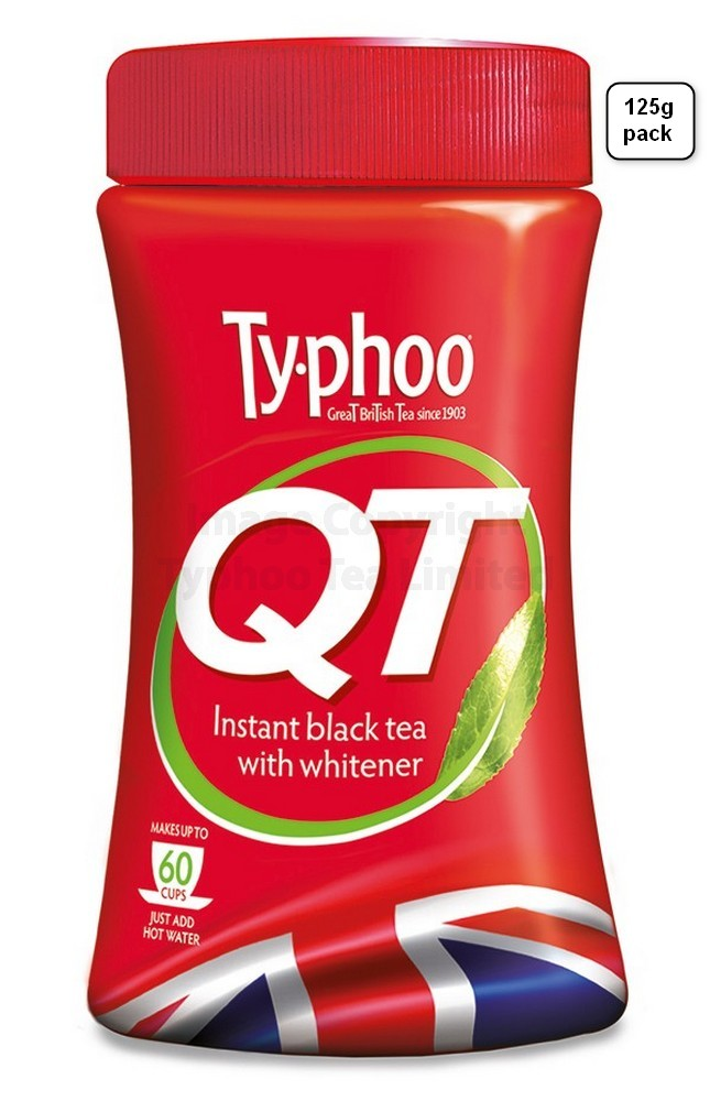 Typhoo QT (Quick Tea) - 125g