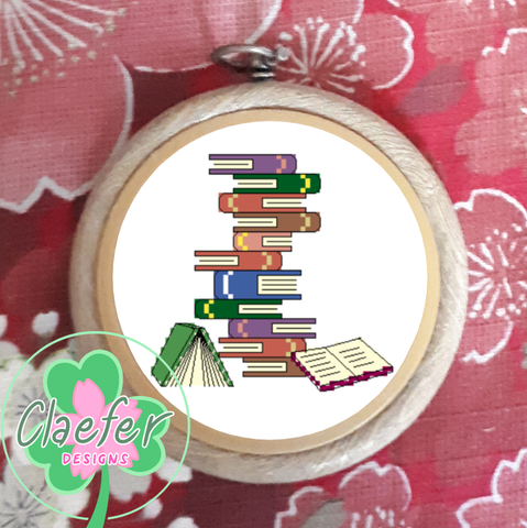 Book Stack Mini