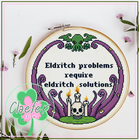 Eldritch Problems - Pattern
