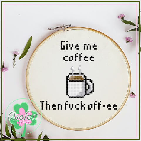 Get me coffee then f**k-offee