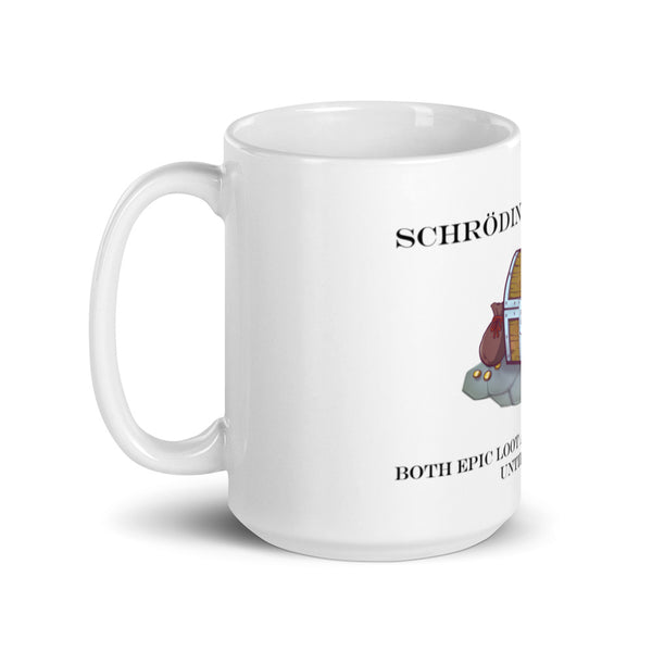 Schrödinger's Chest Mug