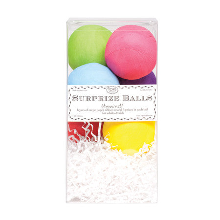 "3"" Surprize Balls Decorate Your Own - TOPS Malibu"