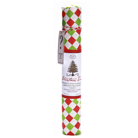 Conversation Game Christmas Time Question Sticks - TOPS Malibu