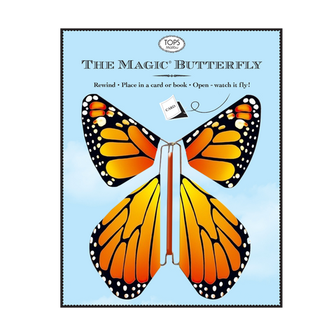 Flying Magic® Butterfly 10 pack assorted - TOPS Malibu