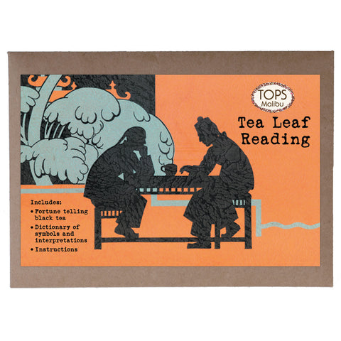 Tea Leaf Reading Kit - TOPS Malibu