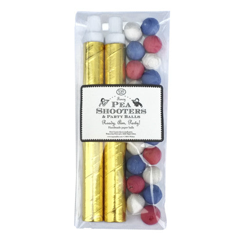 FANCY PEA SHOOTERS 4th OF JULY  2 PACK - TOPS Malibu