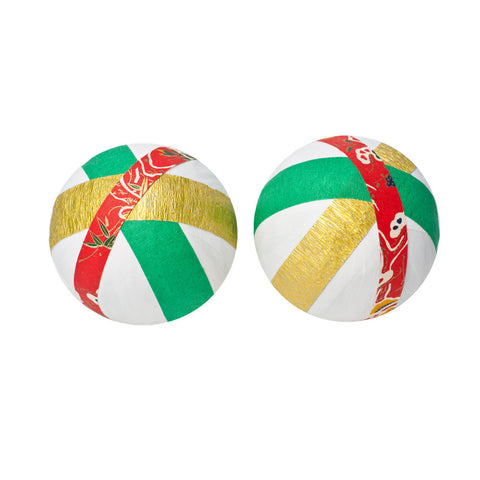 Deluxe Surprize Ball Striped Holiday