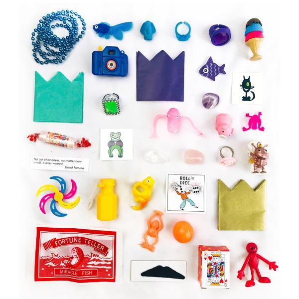 Deluxe Surprize Ball Gift Box Brite