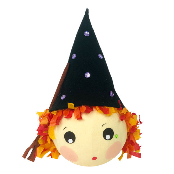 Deluxe Surprize Ball Witch 4""