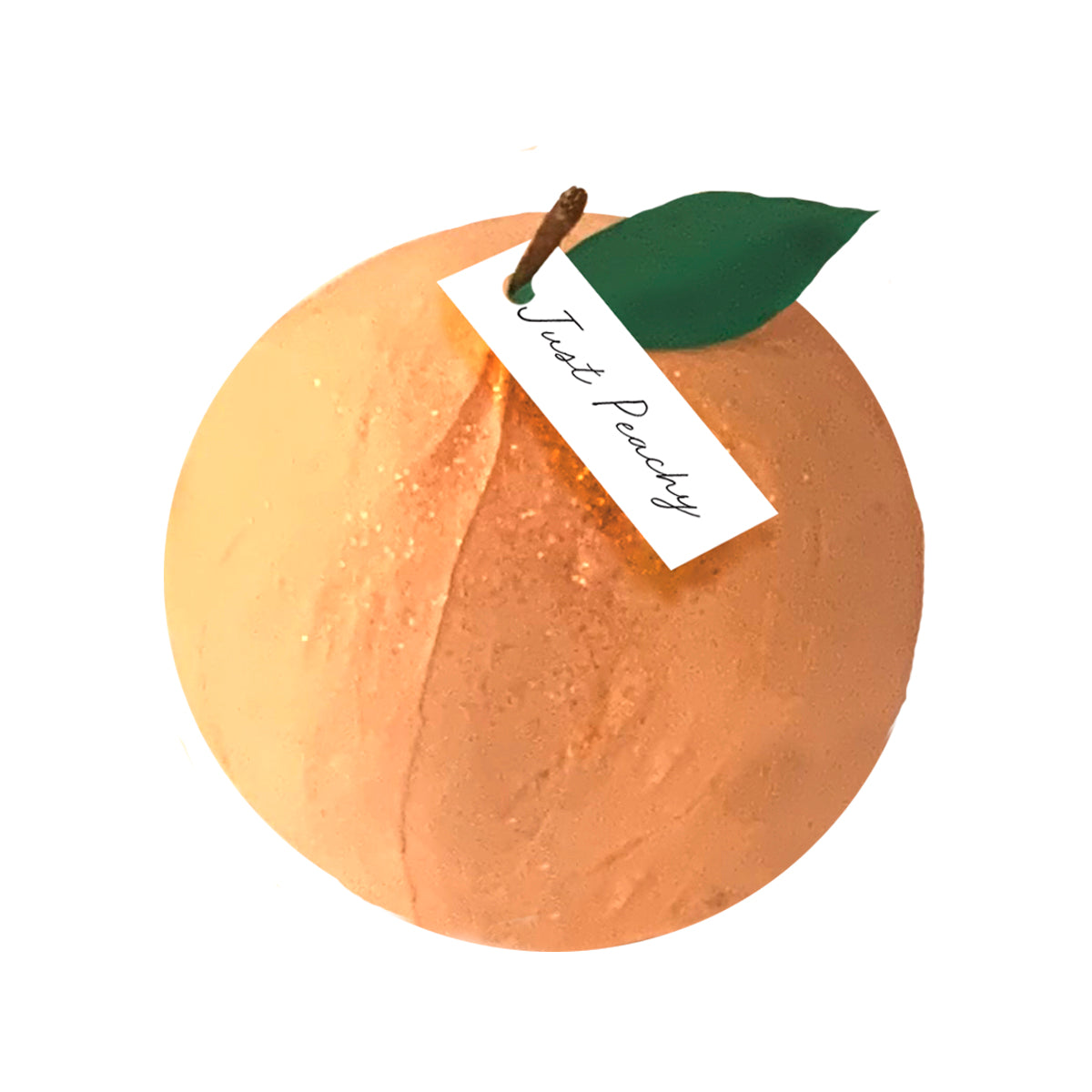 "Deluxe Surprize Ball ""Just Peachy"""