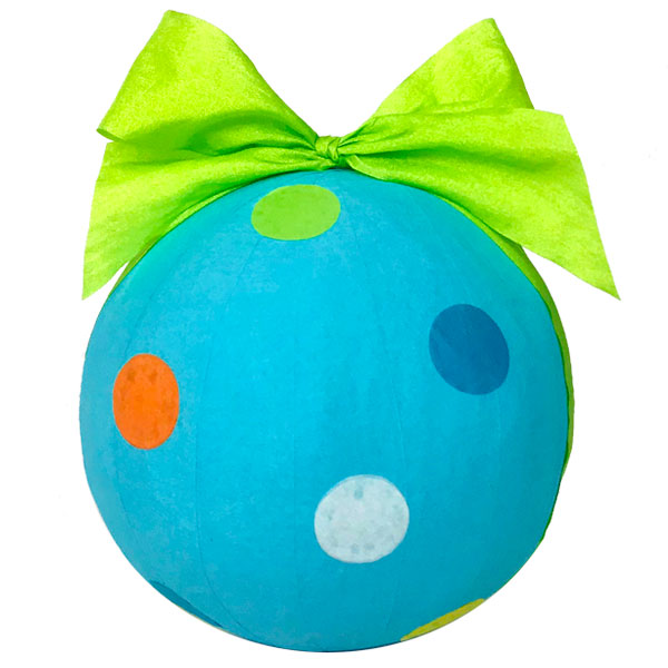 GIANT Surprize Ball Happy Birthday - 6""