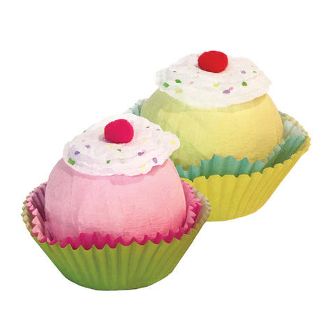 Mini Surprize Ball Cupcake Assorted