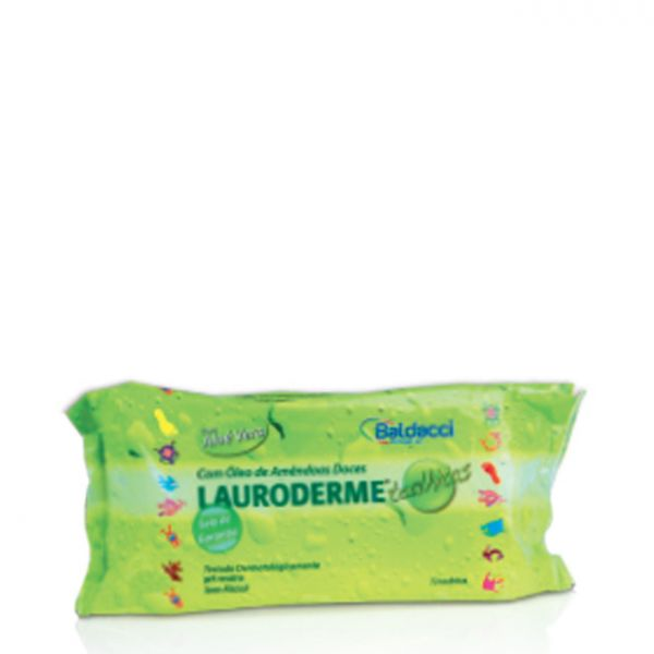 Lauroderme Care Toalhitas 72