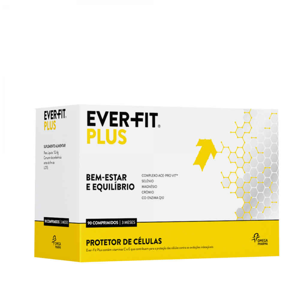 Ever-Fit Plus C - 90 comprimidos