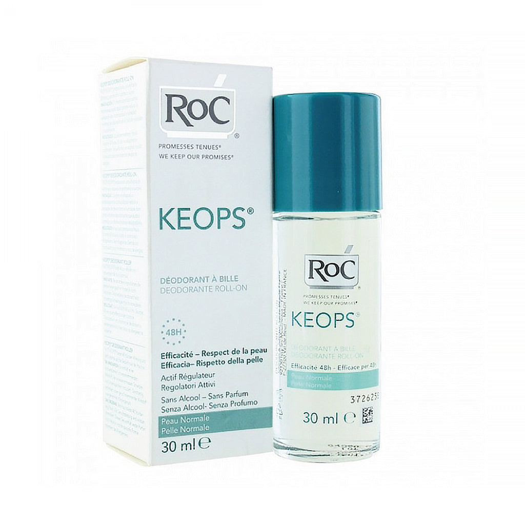 Roc Deo Keops roll-on - 30 ml