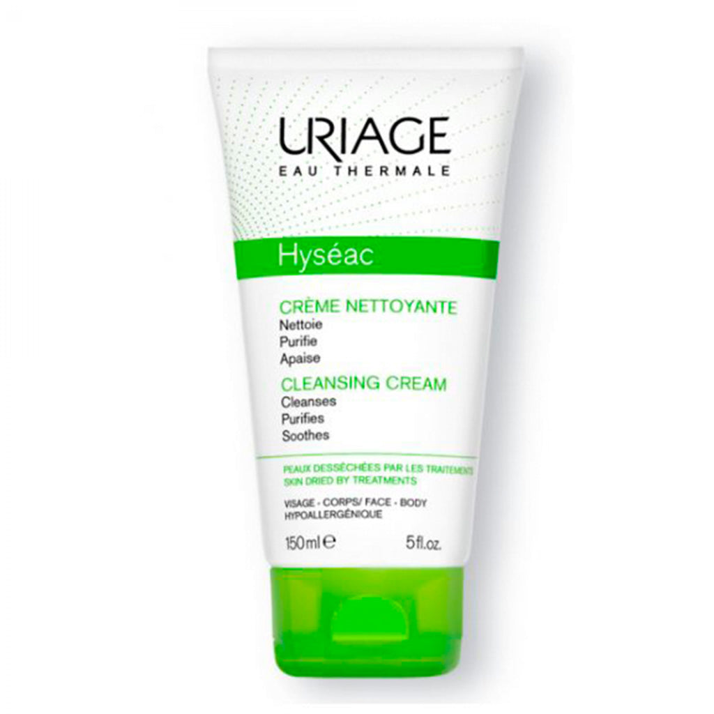 Uriage Hyséac creme lavante seborregulador - 150 ml