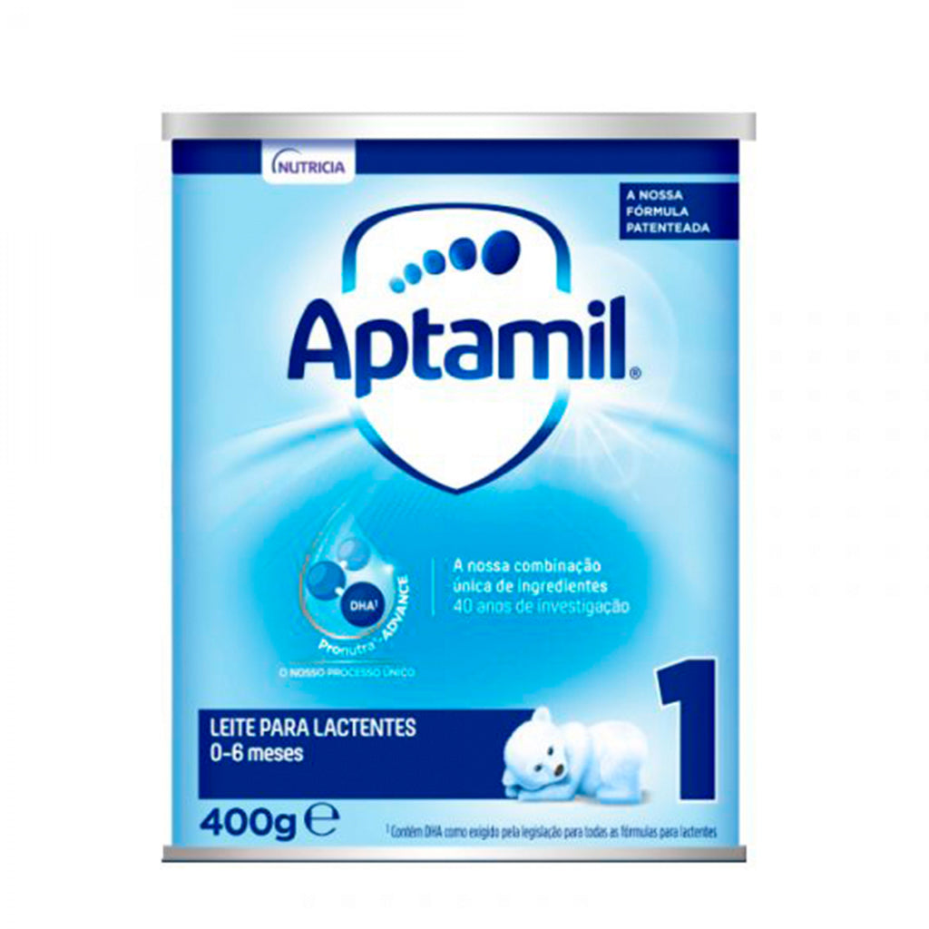 Aptamil 1 Pronutra-advance - 0 aos 6 meses - 400 g